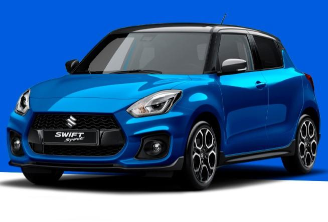 exterior suzuki swift sport